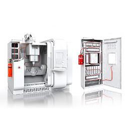 HFC 227 ea (FM200) Gazlı DLP Direkt Söndürme Sistemleri